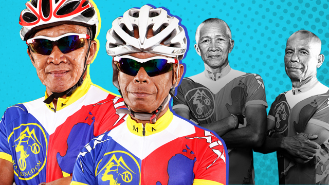 5 Tips On How You Can Bike Until You're 60 (And Beyond) From Two Senior Pro Cyclists