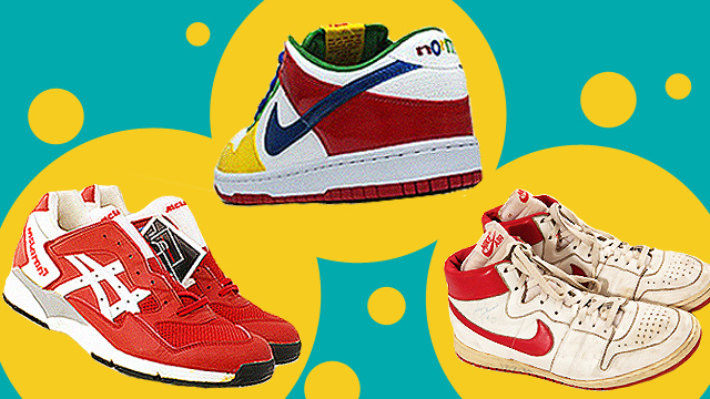 FHM Presents: The Rarest Sneakers Known To Man