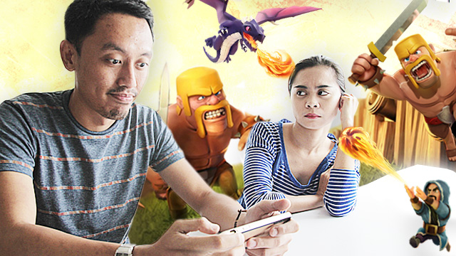 'CoC O Ako': A Collection Of Clash Of Clans #Hugot Memes