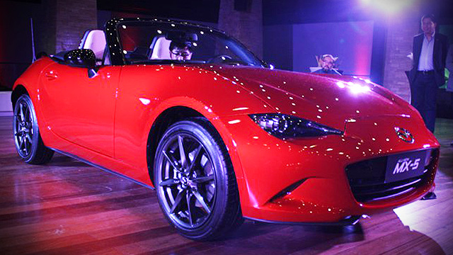 Shut Up And Take Our Money, All-New Mazda MX-5