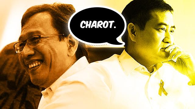 WAR OF WORDS: PNoy and Binay Spokesmen's Head-Scratching 'Beki-Speak' Exchange