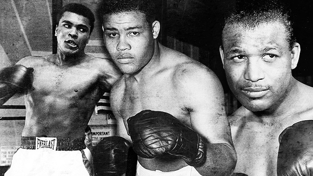 FHM Picks: The 'Real' Top 5 Boxers Of All Time