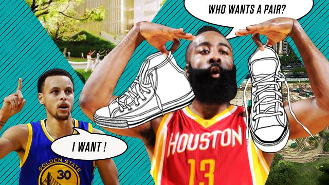 Harden's Crazy Huge Shoe Deal, The Ayala Triangle's 'New Look,' And 13 Other Things A Man Must Know This Week!