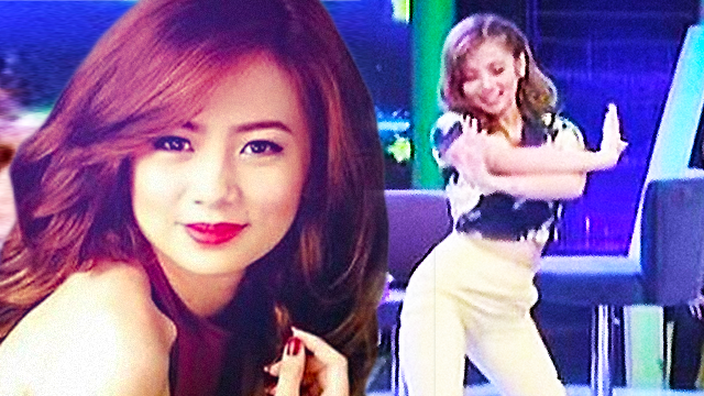 Ella Cruz Twerks It Like Miley On It's Showtime And Gandang Gabi Vice!