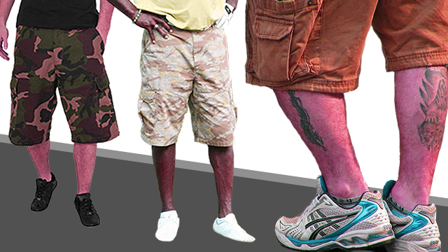 REAL TALK: Girls Finally Tell Us Whether They Like Cargo Shorts Or Not