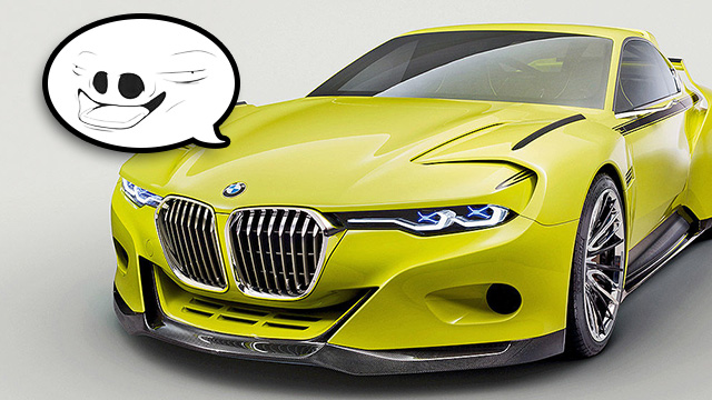 LOOK: Man Illustrates 'Facial Expressions' Of Cars