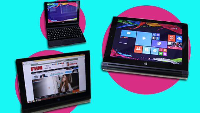 5 Reasons Why The Lenovo Yoga 2 Is Definitely Not Your Ordinary Tablet