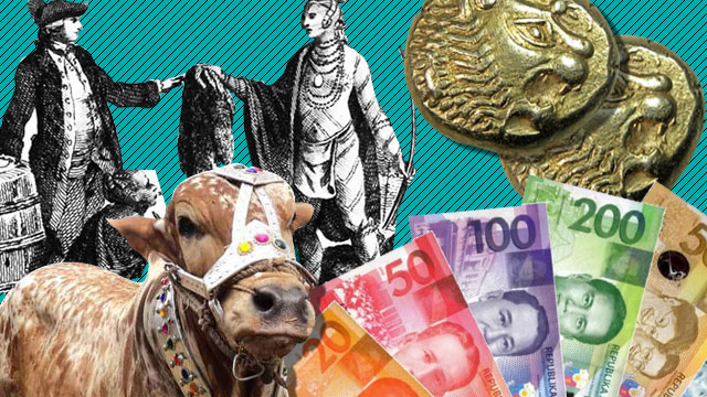 LOOK: The History Of Money In One Neat Infographic!