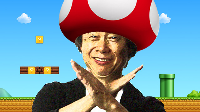 Super Mario Bros. Creator Shigeru Miyamoto Addresses Mario Myths To Celebrate Game's 30th Anniv