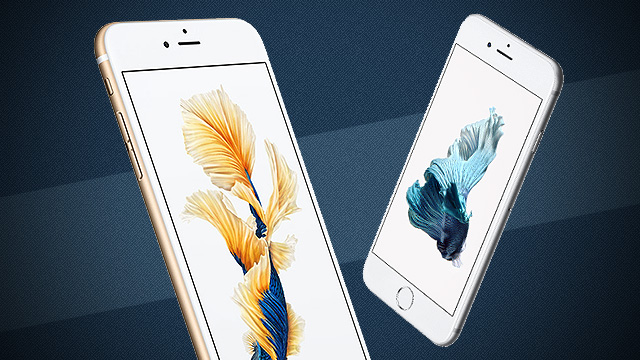 Introducing, The iPhone 6s And The iPhone 6s Plus