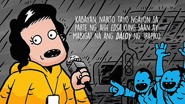 Libreng Komiks On FHM: Broventures #10 - 'How To Beat EDSA Traffic'