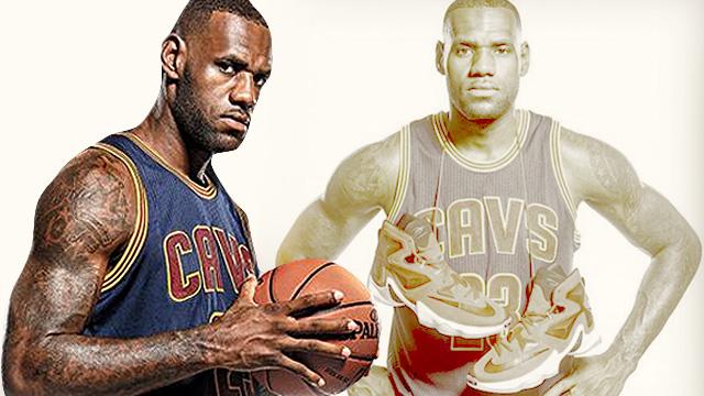 NEW KICKS ALERT: LeBron James Previews The Nike LeBron 13!