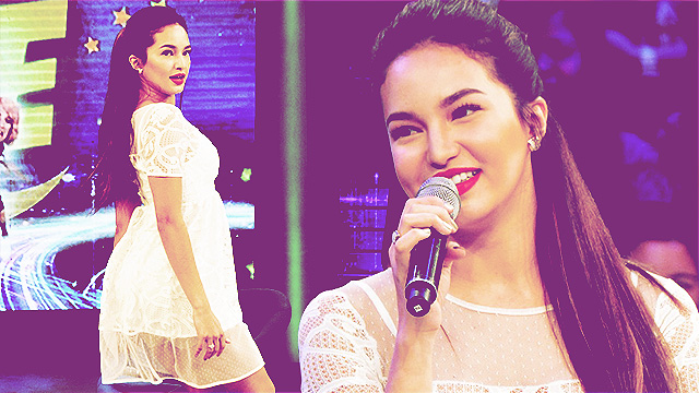 LOOK: Sarah Lahbati Sizzles On Sunday TV!