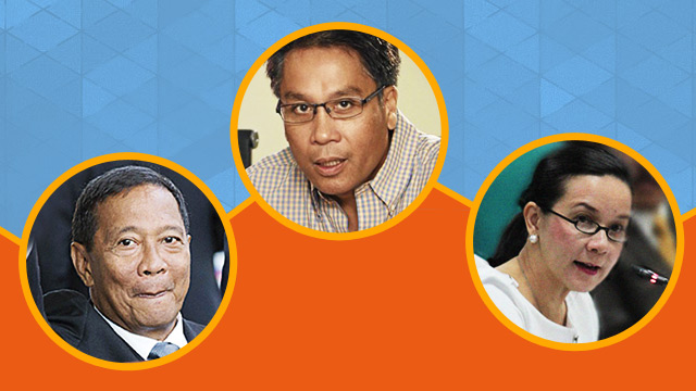 Binay, Roxas, Poe 'Statistically Tied' In Pre-election Poll