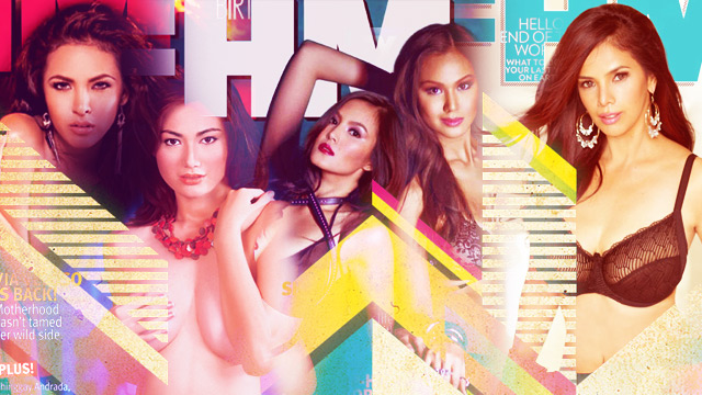 11 Beauty Queens Who Reigned Over FHM