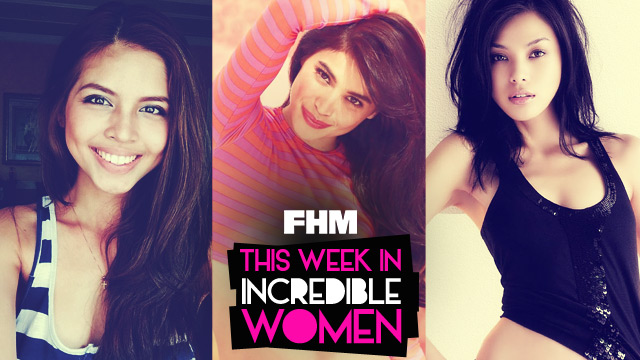 This Week In Incredible Women: Maine's Award, Anne's Wedding Talks, And Carmen Gets Hitched!