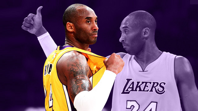 So How's the NBA's 93rd Best Player, Kobe Bryant, Doing?