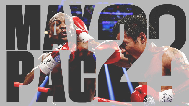 Is A Pacquiao-Mayweather Rematch Really In The Works?