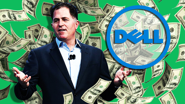 BIG MONEY: Dell Buys EMC For $67 Billion In The Largest Acquisition In Tech History