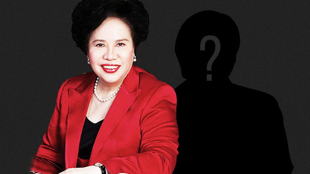 Who Will Be Senator Miriam's Running Mate?