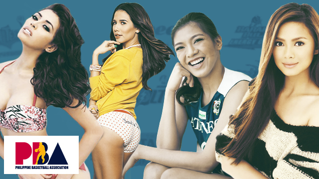 Meet The Gorgeous Team Muses For The PBA's 41st Season Opening