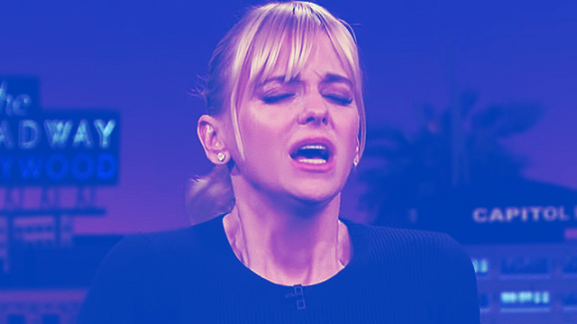 WATCH: Anna Faris Fakes An Orgasm On Television