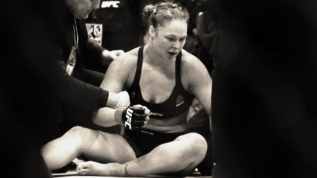 An Open Letter To The Former Bantamweight Champion, Ronda Rousey