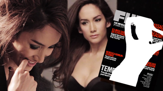 Ina Raymundo Tells Us Why Her FHM Shoot Back In 2000 Was Cancelled