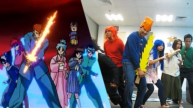 WATCH: A Group Of Filipino Employees Recreate The 'Ghost Fighter' Opening Sequence