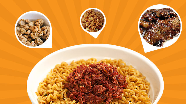 8 Toppings That Will Instantly Upgrade Your Instant Pancit Canton
