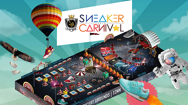 6 Things That Will Get You Stoked For The Sole Academy Sneaker Carnival
