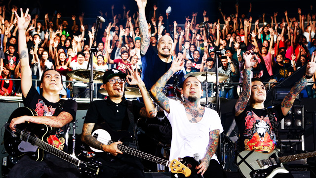 All The Feels At Kamikazee's 'Huling Sayaw' Concert