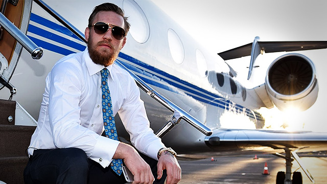 The Art Of Dressing Sharp, According To Conor McGregor