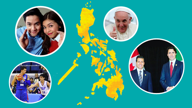And The Philippines' Most Googled Terms For 2015 Are...