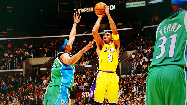 THROWBACK: Every Made Bucket In Kobe Bryant's 62-Point, 3-Quarter Night In 2005