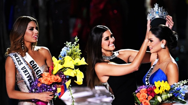 #MissUniverse2015: How The Internet Reacted To Pia Wurtzbach's Victory
