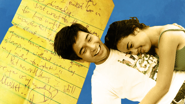 LOOK: Claudine Barretto Shares Rico Yan's Love Letter On Instagram