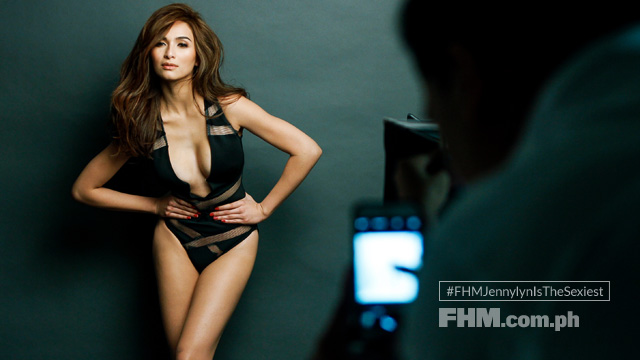Go Behind-The-Scenes At Jennylyn Mercado's January 2016 Cover Shoot!