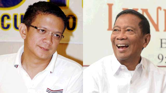 VP Binay, Chiz Lead Latest SWS Survey