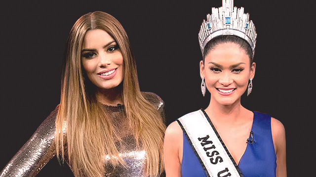 Miss Universe Rematch: Pia And Ariadna Take On The Same Questions