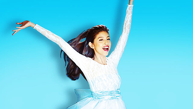 LOOK: Maine Mendoza 'Lets It Go' For Disney's 2016 Calendar