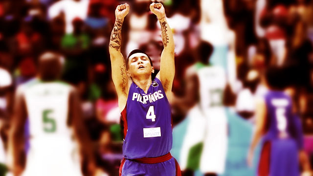 All The Happiness We Felt Upon Learning Of Our Successful FIBA Olympic Qualifiers Bid!