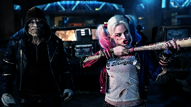 DC Overload: Suicide Squad's New Posters And Trailer, Plus Our First Look At Wonder Woman