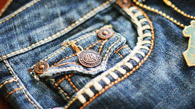 So This Is Why Jeans Have That Mysterious Little Pocket