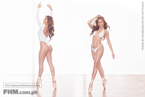 14 Photos That Prove Dawn Chang's Life Is In Perpetual Motion