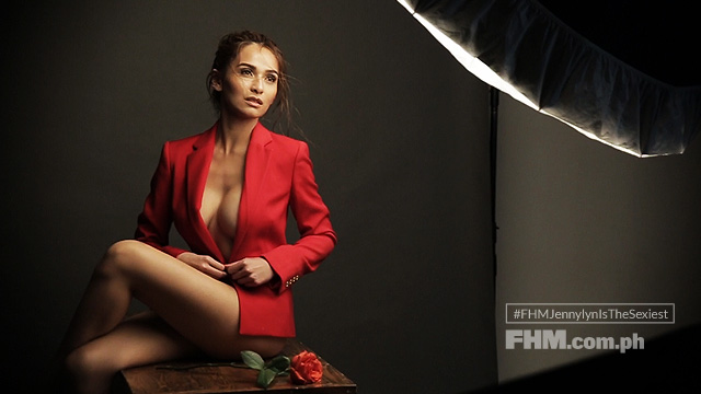 Jennylyn Recounts Her Evolution As FHM Cover Girl—And Now Nation's Finest!