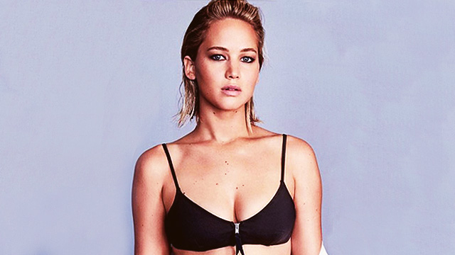 LOOK: Jennifer Lawrence Shows Us Her 'Slutty Power Lesbian' Look