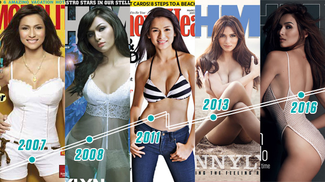 Jennylyn Mercado And Magazine Covers: A Ridiculously Sexy Retrospective