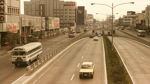 The Origin Of EDSA's Dreadful Traffic, Explained