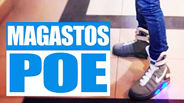 Sen. Grace Poe Defends Son For Purchasing Alleged P1-M Shoes